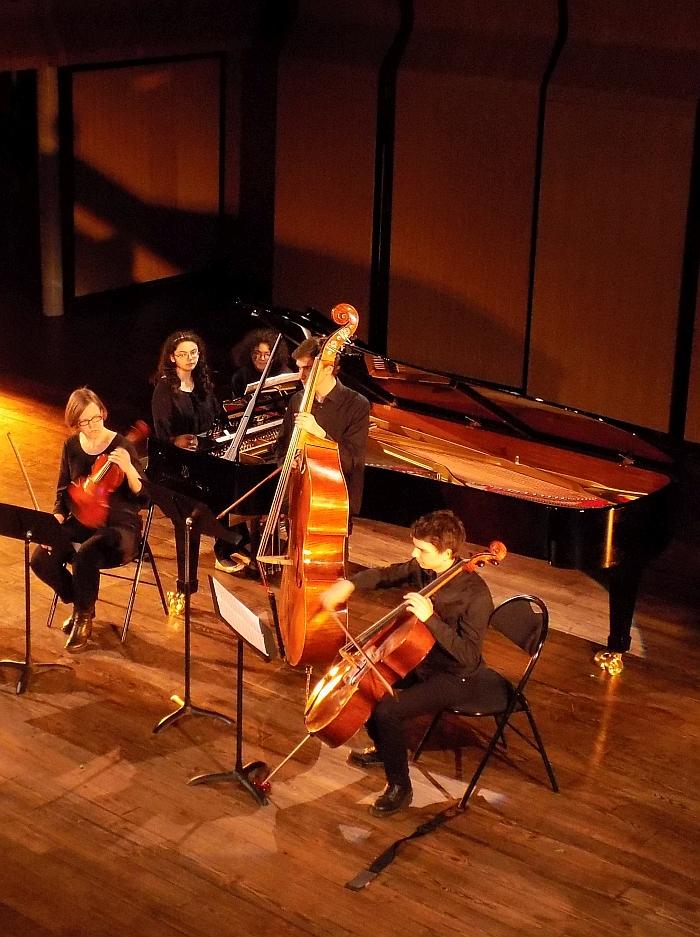 Piano et musique de chambre crr 93 for Bach musique de chambre